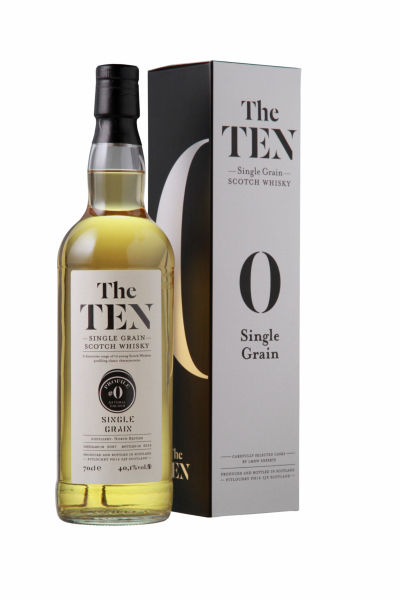 North British The Ten #0 Single Grain 2007 40.1% 70cl
