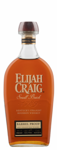 Elijah Craig Kentucky Straight Bourbon Barrel Proof 65.7% 70cl