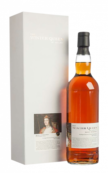 """Blended Malt Whisky """"The Winter Queen"""" Fusion"""
