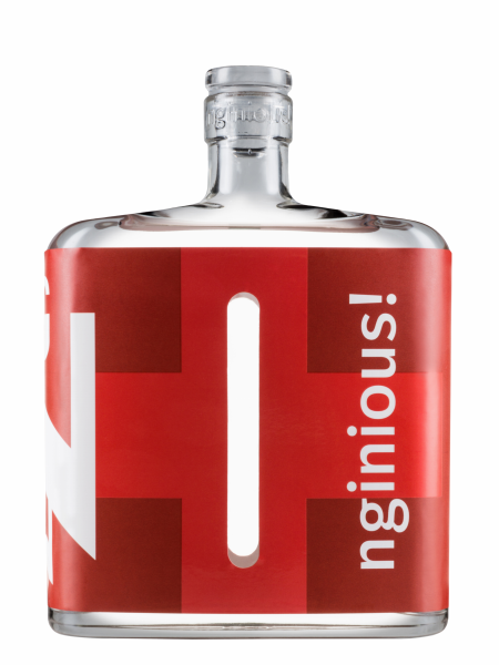 nginious! Swiss Blended Gin 45% 50cl