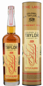 Taylor Straight Rye Bourbon 50% 75cl