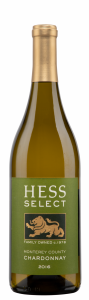 Hess Collection Select Chardonnay 2016 75cl