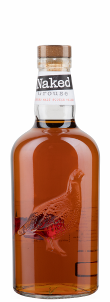 Famous Grouse The Naked Grouse Whisky 40% 70cl