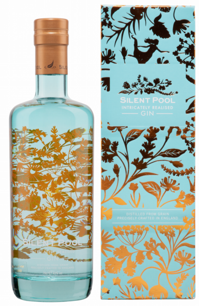 Silent Pool London Dry Gin 43% 70cl