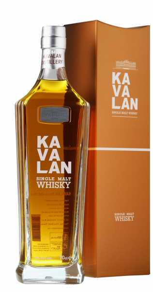 Kavalan Single Malt 40% 70cl