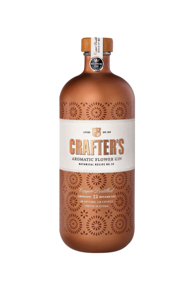 Crafter's Aromatic Flower Gin 44.3% 70cl