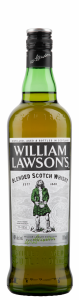 William Lawsons Blended Scotch Whisky 40% 70cl