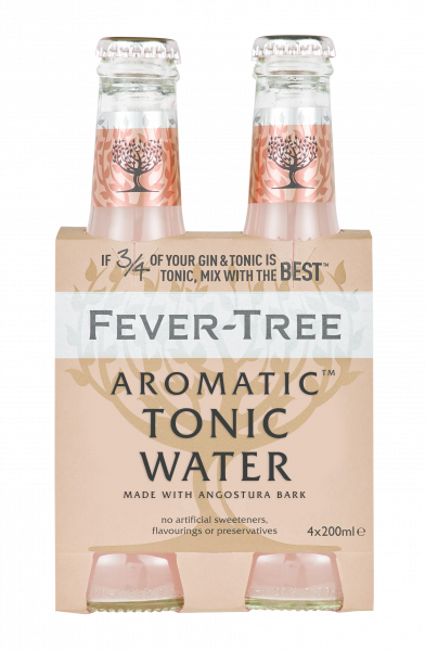Aromatic Tonic Water EW Glas 4er-Pack