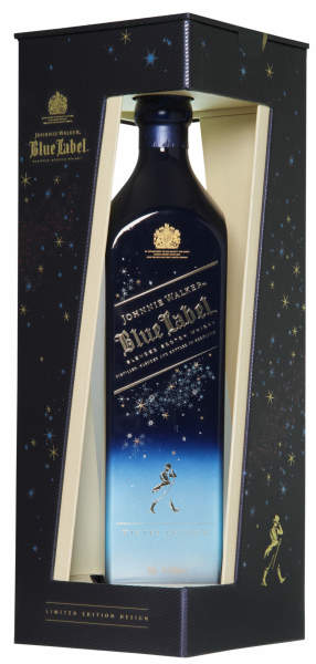 Johnnie Walker Blue Label Winter Ltd. Ed. Scotch Whisky 40% 70cl