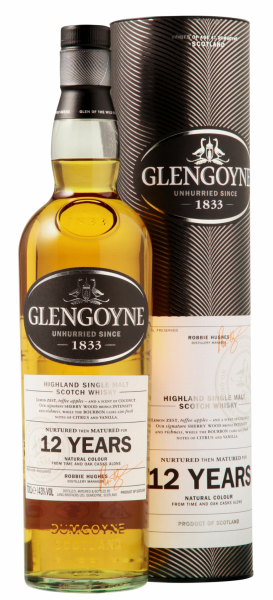 Glengoyne Single Malt 12 J. 43% 70cl