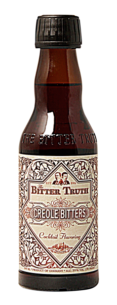 The Bitter Truth Creole Bitter 39% 20cl