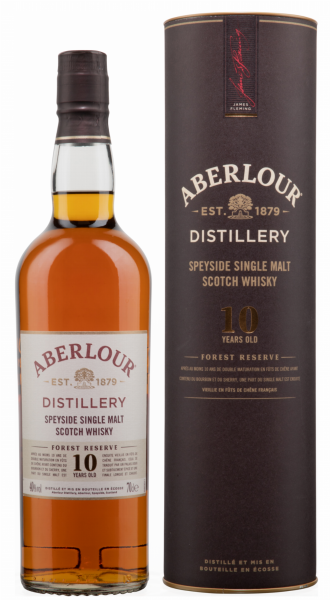 Aberlour Single Malt 10 J. 40% 70cl