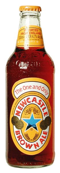 Newcastle Breweries New Castle Brown Ale EW 33cl
