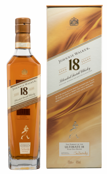 Blended Scotch Whisky Aged 18 Years