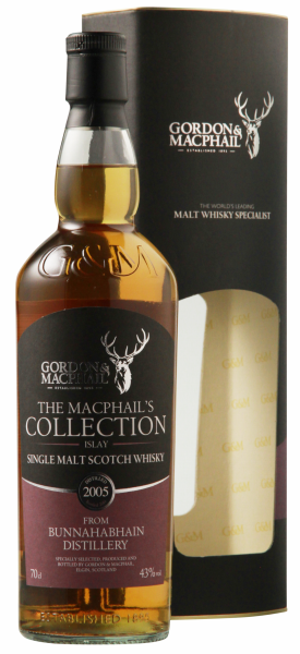 Single Malt GM The Macphail's Collection