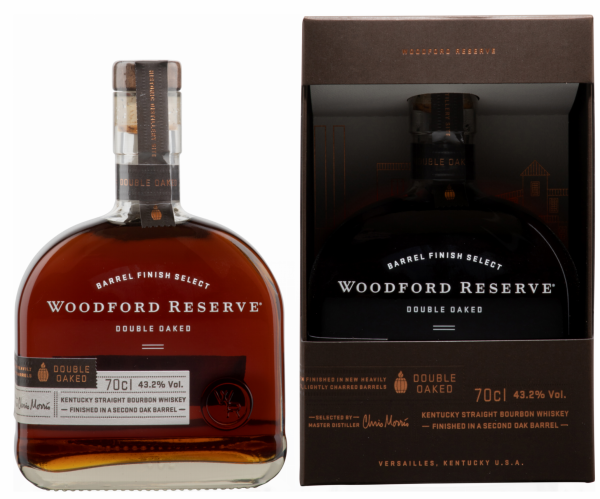 Woodford Reserve Double Oaked Kentucky Straight Bourobn 43.2% 70cl