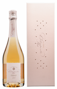 Mailly Champagne Grand Cru L'Intemporelle rosé brut 2010 75cl