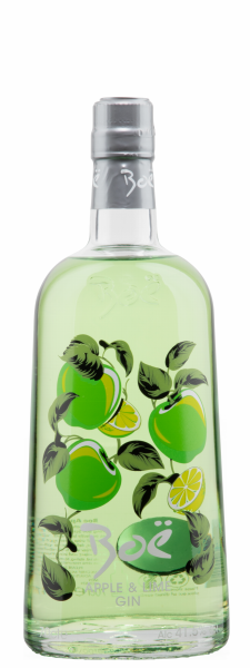 Boe Apple &Lime Gin 41.5% 70cl