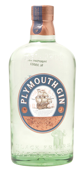 Plymouth Dry Gin 41.2% 70cl
