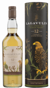 Lagavulin Single Malt Special Release 2019 Cask Strength 12 J. 56.5% 70cl
