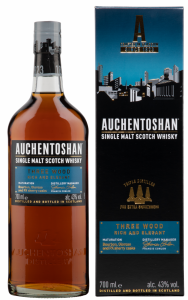 Auchentoshan Three Wood Single Malt 43% 70cl