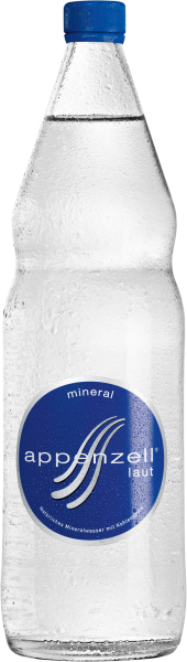 Appenzell Mineral laut MW 100cl