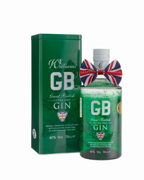 """Chase Distillery Extra Dry """"GB"""" Gin 40% 70cl"""