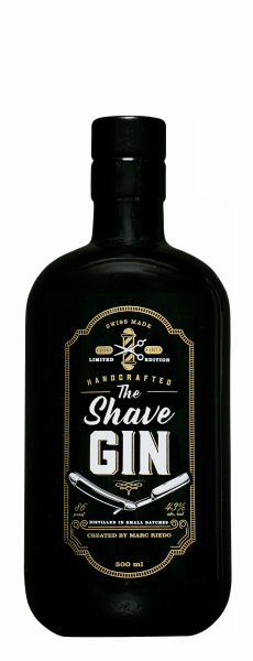 Marc Riedo The Shave Gin 43% 50cl