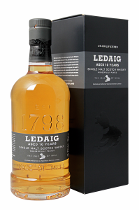 Ledaig Single Malt 10 J. 46.3% 70cl