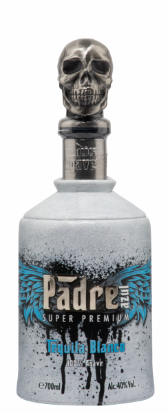 Padre Azul Tequila Blanco 40% 70cl