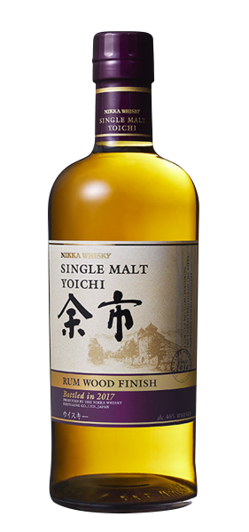 Nikka Yoichi Rum Cask Finish Whisky 46% 70cl