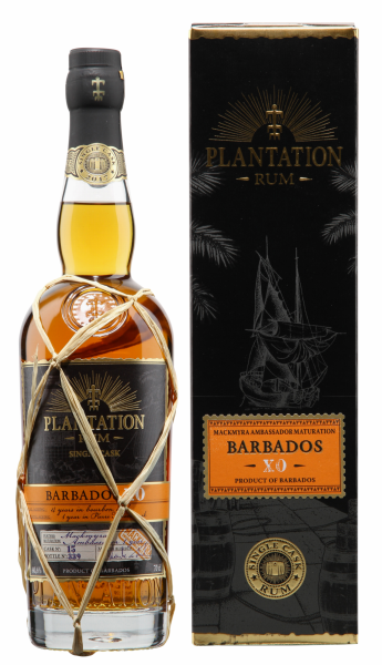 Rum Barbados XO Single Cask Ed. 17 Mackmyra Rök