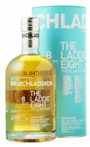 Bruichladdich Single Malt The Laddie Eight 8 J. 50% 70cl