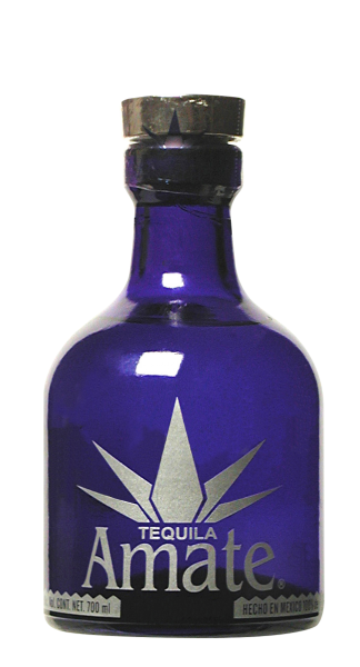 Amate Tequila Silver reine Agave 40% 70cl