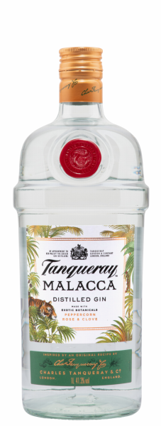 Tanqueray Malacca Gin 41.3% 100cl