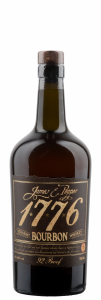James E. Pepper 1776 Straight Bourbon Whiskey 46% 70cl