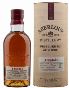 Aberlour A'bunadh Batch 65 Cask Strength Single Malt 59.8% 70cl