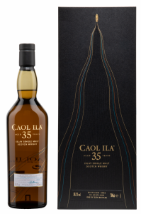 Caol Ila Single Malt Special Release 2018 Cask Strength 35 J. 58.1% 70cl