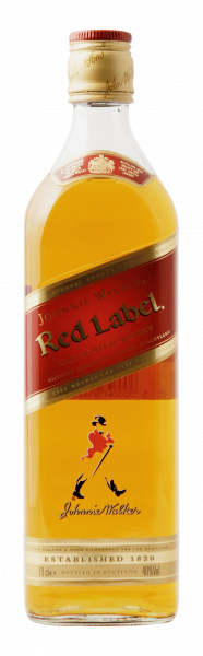 Blended Scotch Whisky Red Label