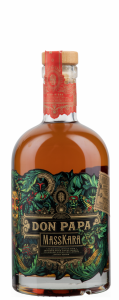 Don Papa Masskara 40% 70cl