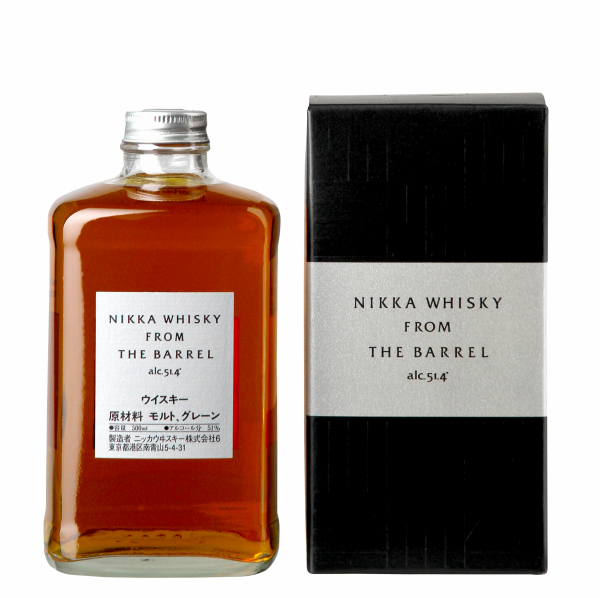 Blended Whisky From the Barrel
