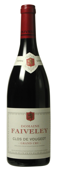 Faiveley Clos de Vougeot ac Grand Cru 2014 75cl