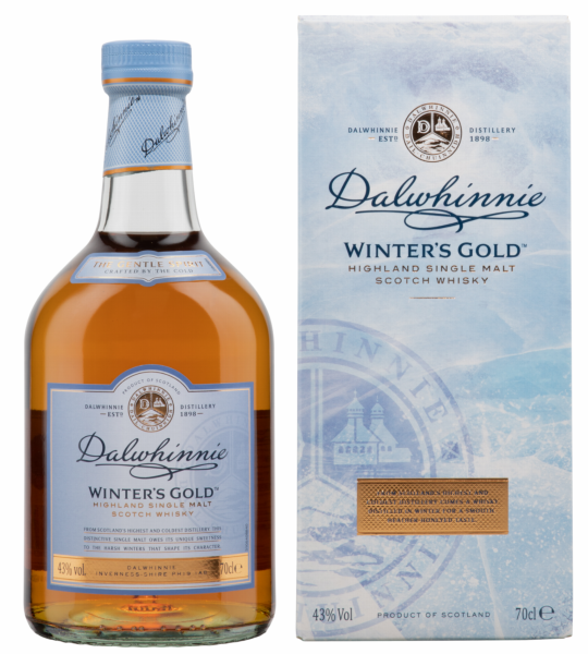 Dalwhinnie Winter's Gold Single Malt 43% 70cl
