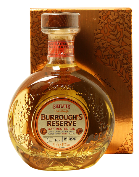 Beefeater Burrough's Reserve Oak Rested Gin 43% 70cl
