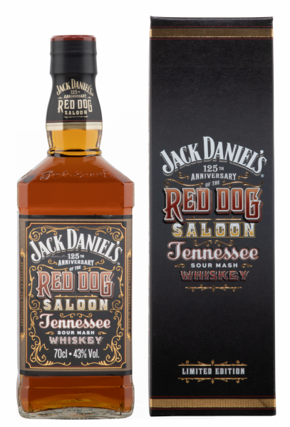 Jack Daniel's Red Dog Saloon Tennessee Whiskey 43% 70cl
