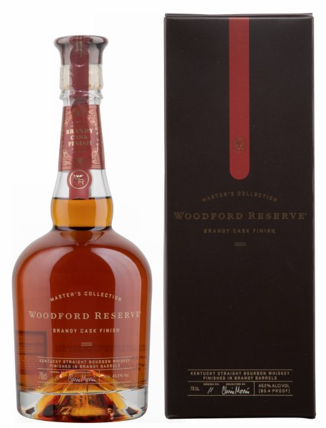 Woodford Reserve Brandy Cask Master's Collection 45.2% 70cl