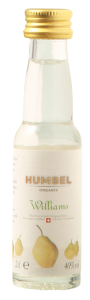 Humbel Williams Portion Bio 40% 2cl