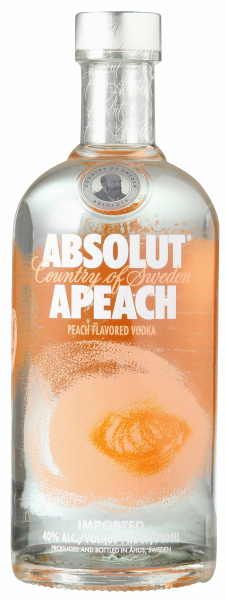 Apeach Vodka
