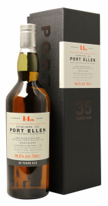 Port Ellen Special Release 2014 Cask Strength Single Malt 1978 35 J. 56.5% 70cl