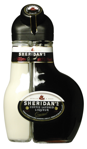 Sheridan's Coffee Liqueur 15.5% 50cl